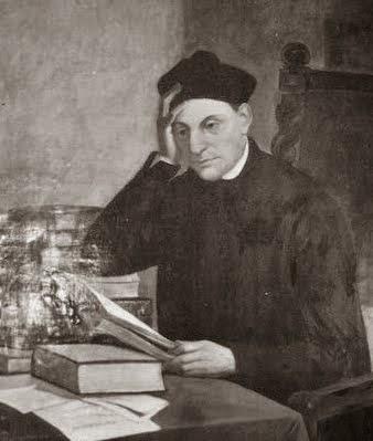 R.P. Manuel Lacunza S.J.