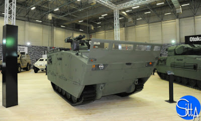 Tulpar-S Tracked Armoured Combat Vehicle