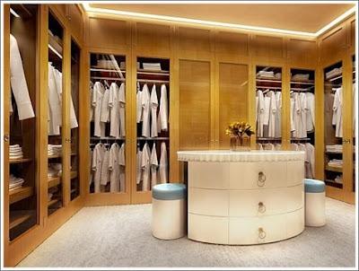 Dise os de closets o armarios para el dormitorio principal for Diseno de habitacion principal pequena