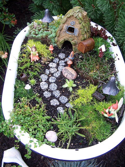 DIY: Fairy Garden - Pop Fit Life