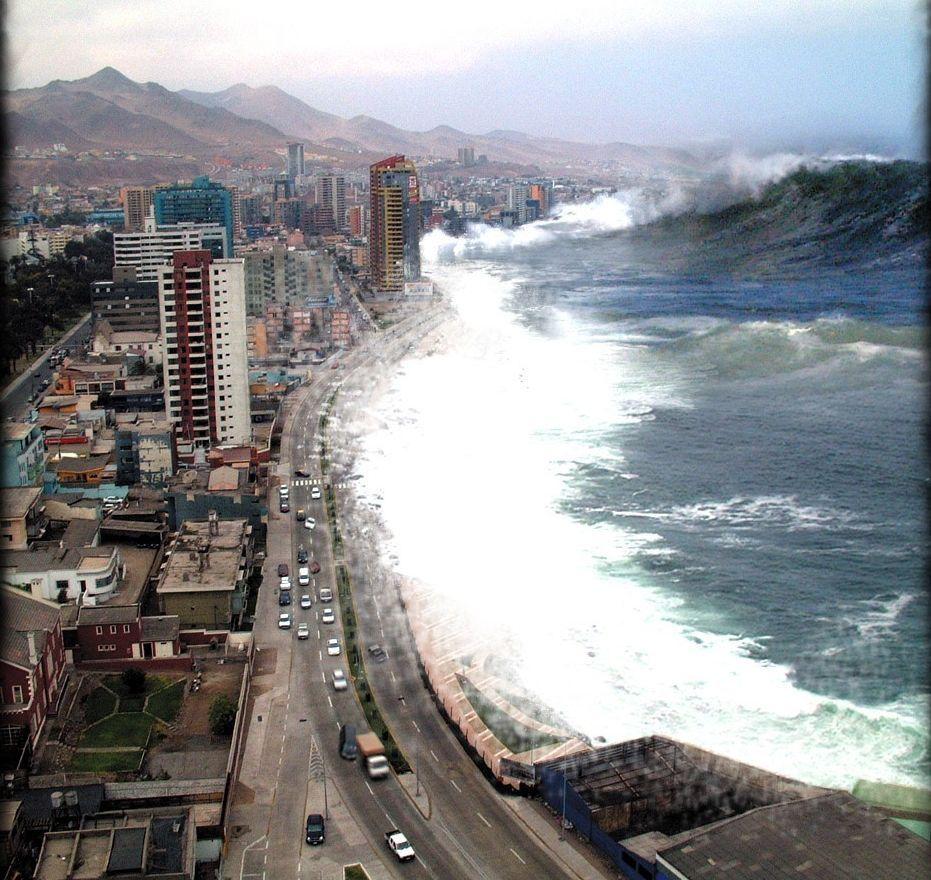 Desastres naturales [Imagenes HD]