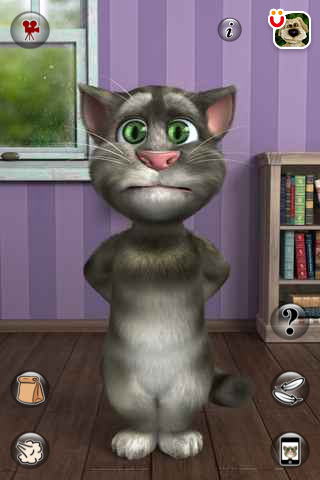 Talking Tom 2 Iphone 4s App Mobile9 My Mobile Zone Read