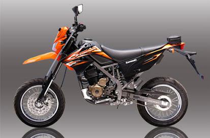 New Kawasaki D-Tracker 150 | Spesifikasi Lengkap dan Harga