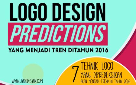 Predeksi 7 Trend Desain Logo di Tahun 2016