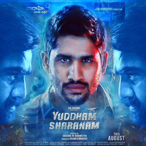 Yuddham Sharanam (2018) Hindi Dubbed 1080p HDRip 1.4GB Download