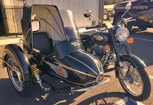 Texas 2013 B5 with sidecar