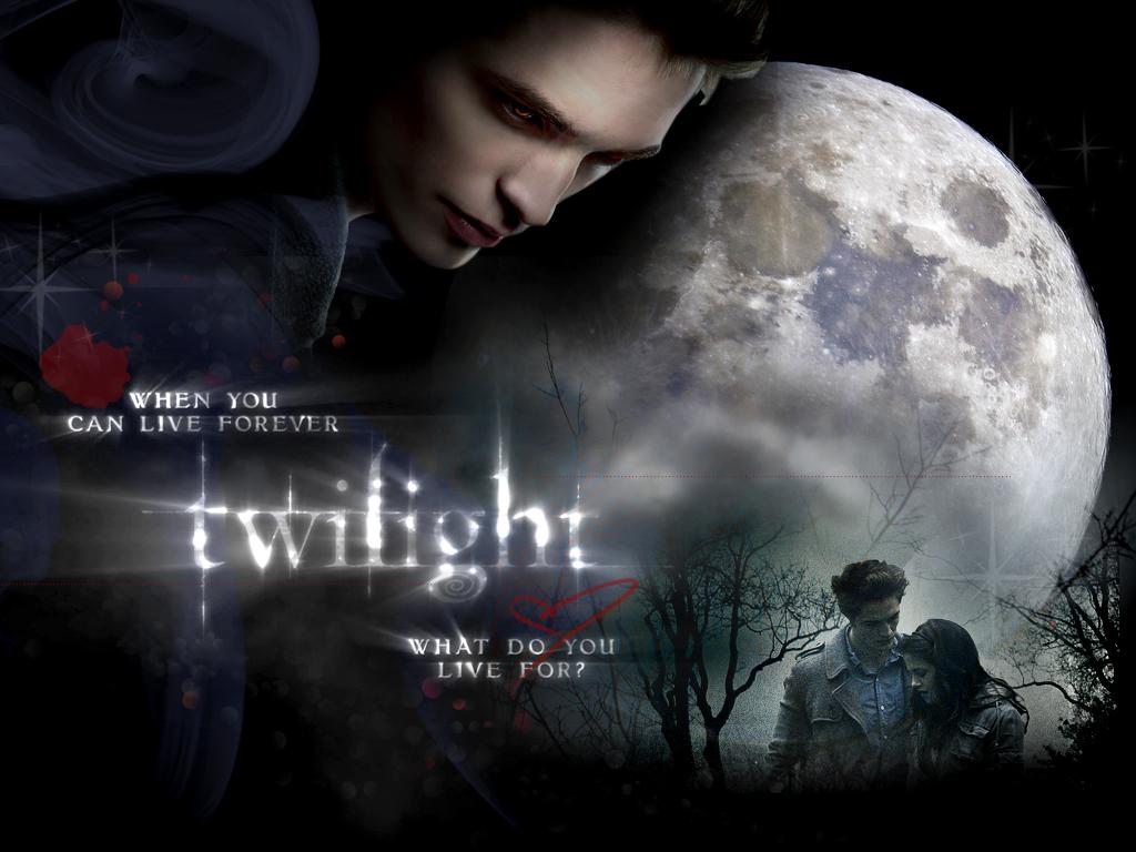 Edward Twilight Poster