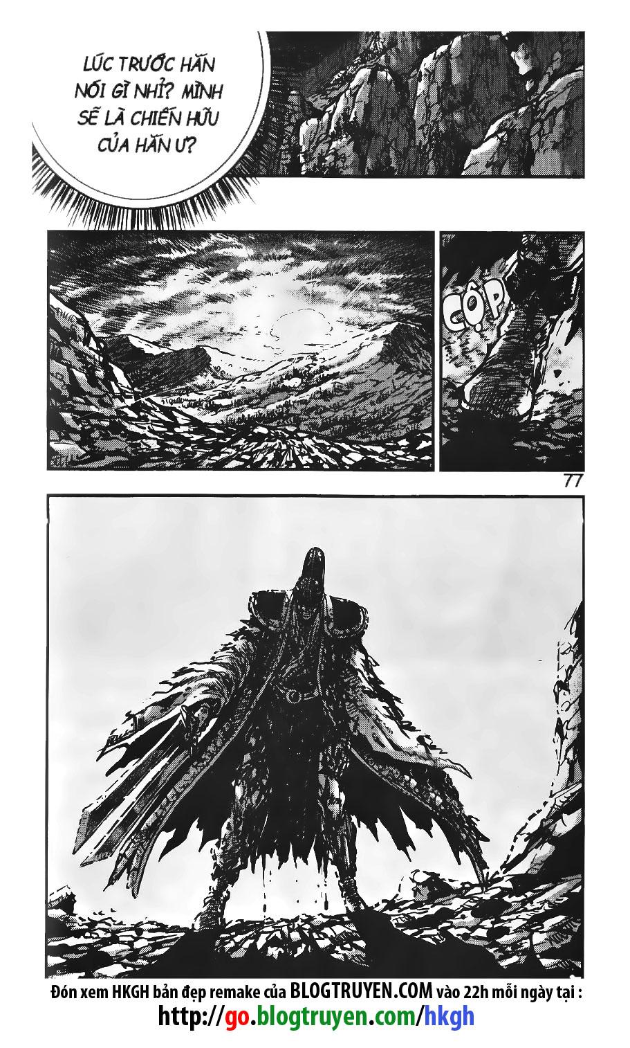 Hiệp Khách Giang Hồ - Hiệp Khách Giang Hồ Chap 400 - Pic 9