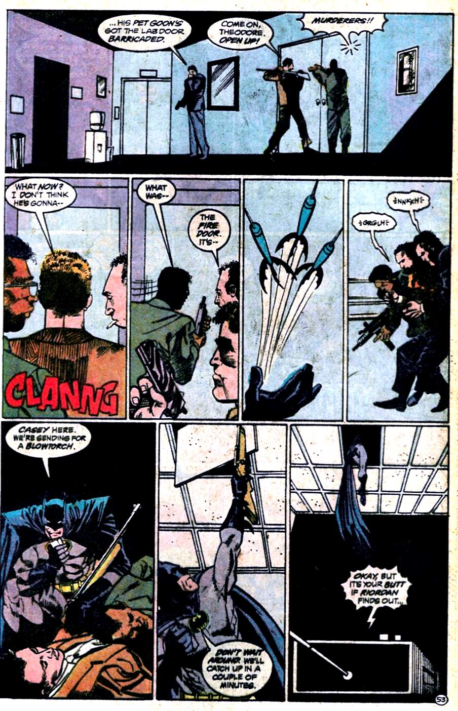 Detective Comics (1937) Issue #598 Page 54