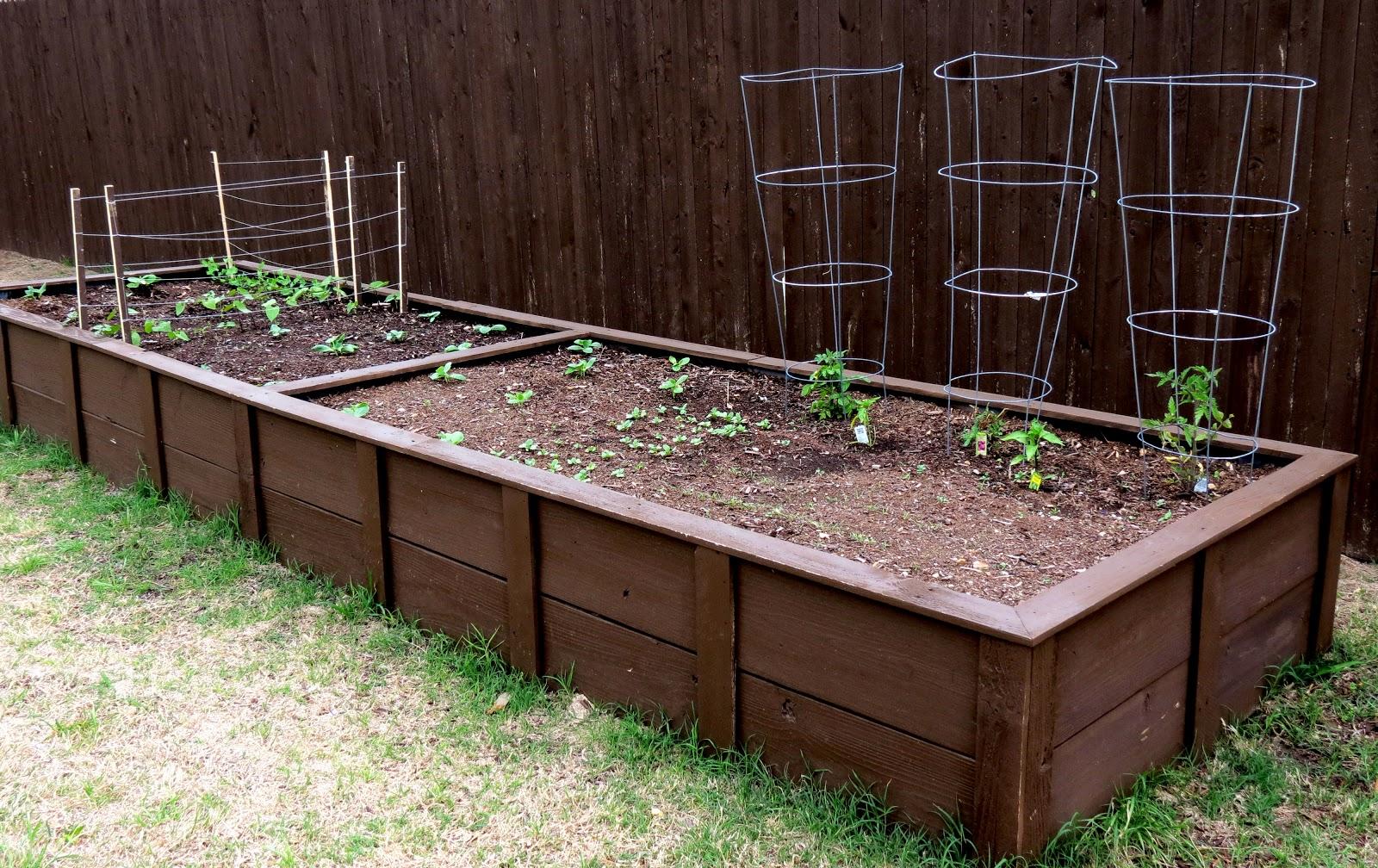 Garden Design Garden Design with Building A Garden Box Simpositi