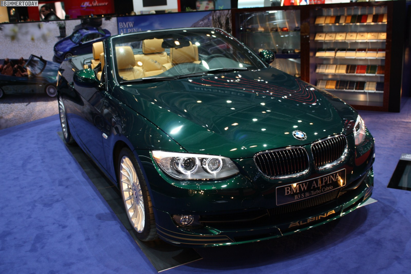 Auto Finder Bmw Alpina B3 S Biturbo