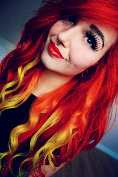 hair fire - sequel
