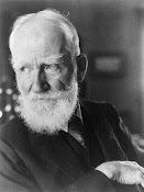 Bernard Shaw (Dublín 1856- Hertfordshire 1950)