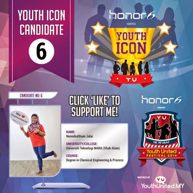 Youth Icon Finalist