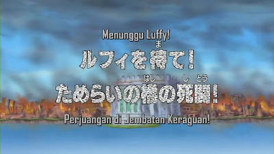 One Piece Episode 308 Subtitle Indonesia 3GP