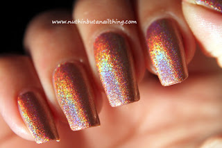 Color Club Halo Hues 2013 Collection Swatches Cosmic Fate