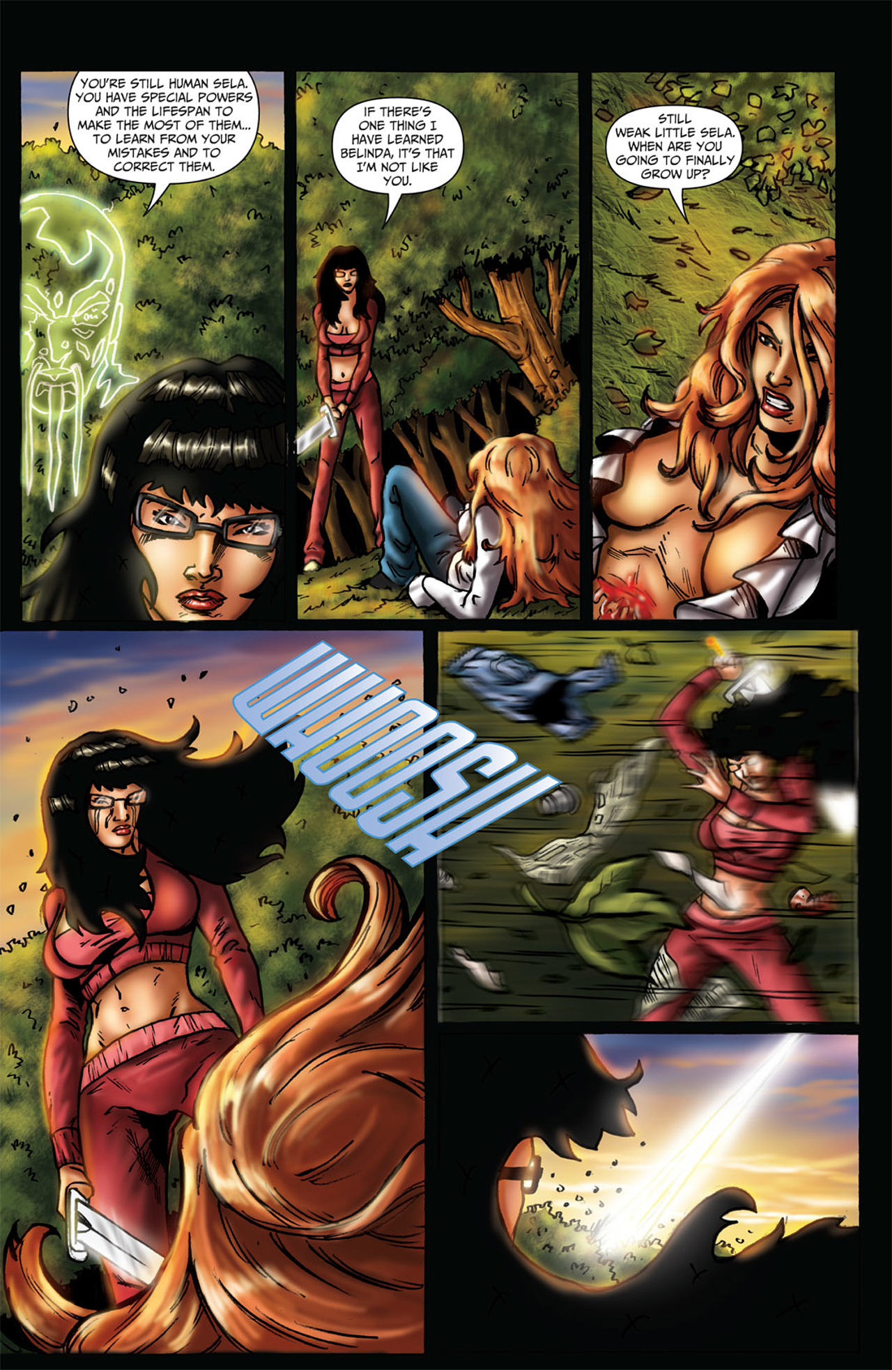 Grimm Fairy Tales (2005) Issue #43 #46 - English 20