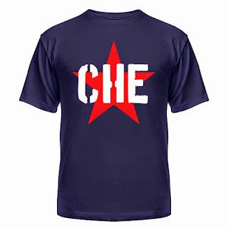 Чегевара футболка