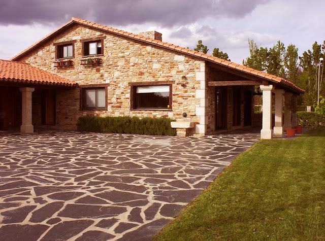 Construcciones r sticas gallegas post 50 for Cubiertas para casas campestres