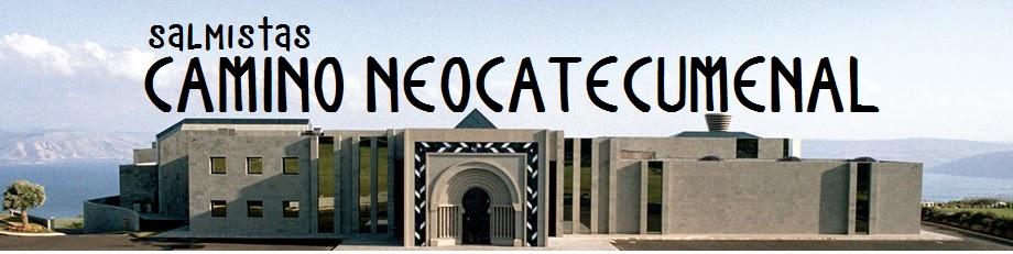 Salmistas del Camino Neocatecumenal