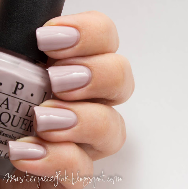 OPI Steady as She Rose