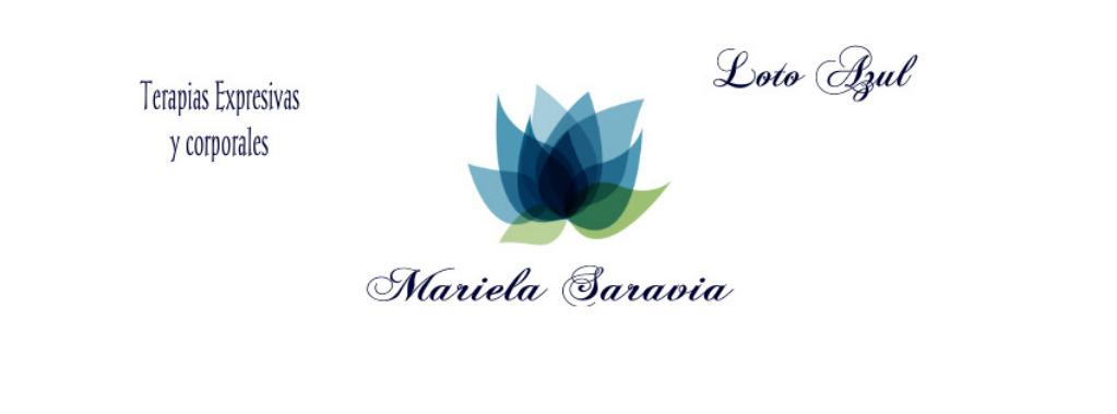 Loto Azul: Mariela Saravia