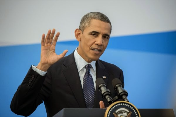 President Obama answers questions about Syrian rebel aid