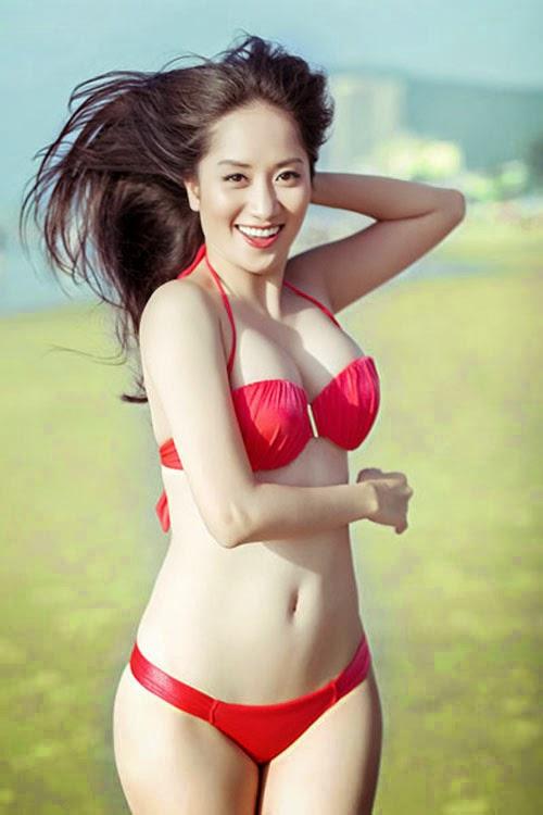 Ảnh gái xinh Việt khoe thân để nổi tiếng 32