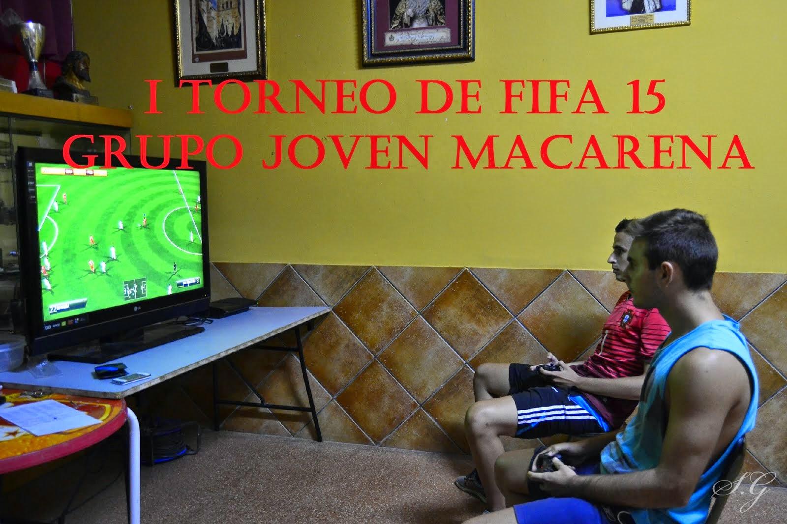 I Torneo de Fifa 15
