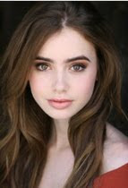 Lily Collins City of Bones 3DTV Clary Fray