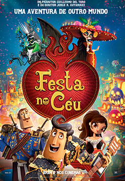 Festa no Céu – Legendado (2014)