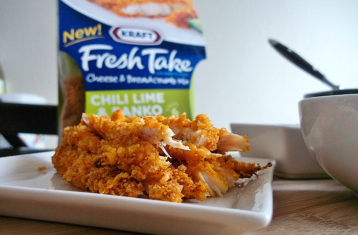 Kraft Fresh Take Chili Lime Panko Chicken