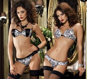 Mark & Andre, Autumn-Winter 2010 Lingerie