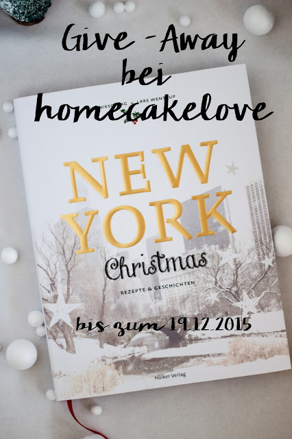 New York Christmas Lisa Nieschlag Hölzer Verlag Chocolate Babka Give-away
