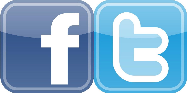 facebook twitter, twitter facebook, social media guitar