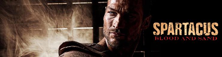 Spartacus - Thiên sử thi đẫm máu