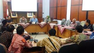 Silaturahmi Dengan Pj Walikota, Anggota Dewan Curhat