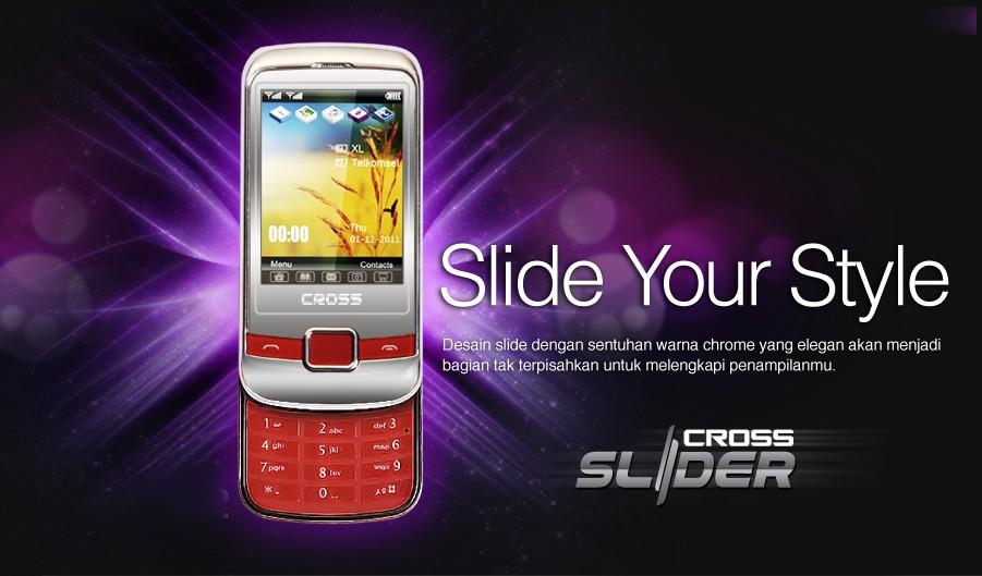 Harga Cross Stylish Series S2 Slider