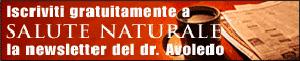 La newsletter di naturopatia