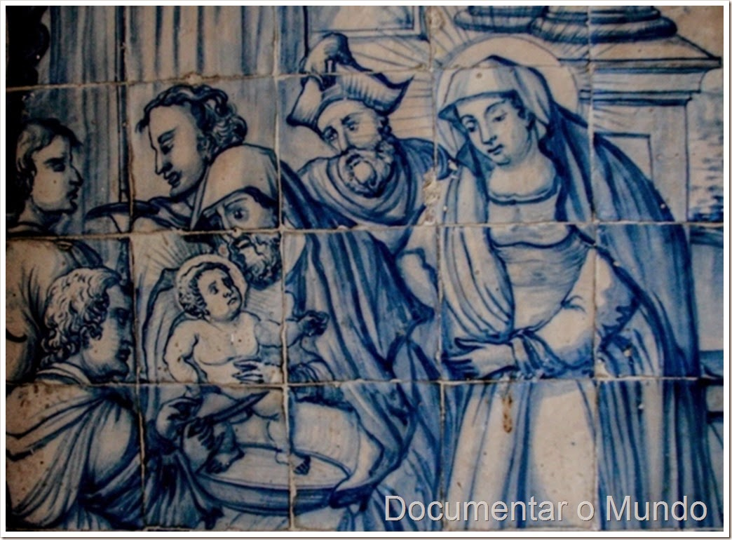 Colégio dos Meninos Órfãos; Azulejos Portugueses; Bairro da Mouraria
