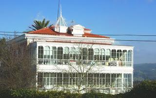 Pravia, Somao, Casa de doña Basilisa