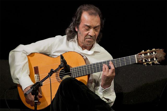 Pepe Habichuela - Club de Música San Juan Evangelista (Madrid) - 10/5/2008