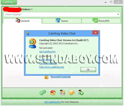 Download Camfrog Video Chat Terbaru 2013