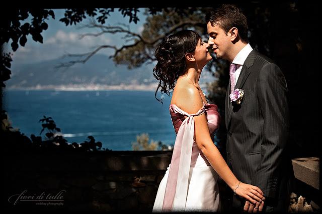 foto matrimonio Baia del Silenzio Sestri Levante