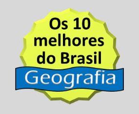OS 10 MELHORES BLOGS DE GEOGRAFIA DO BRASIL