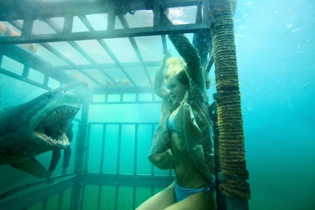 Hàm Cá Mập, Shark Night