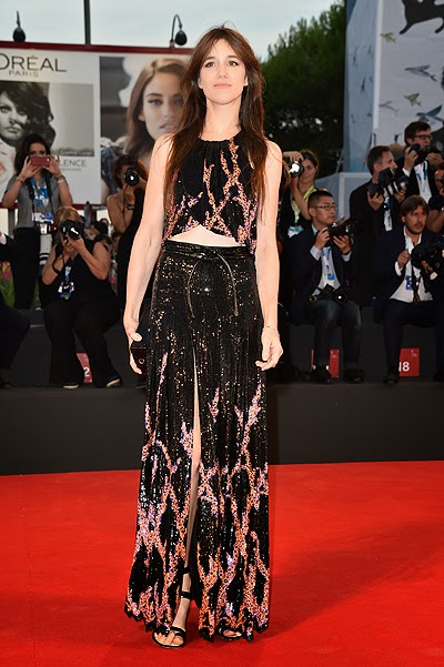 Charlotte Gainsbourg _Venice 2014