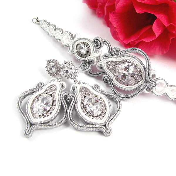 biżuteria sutasz dla panny młodej