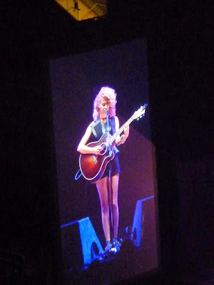 Tori Kelly Madison Square Garden