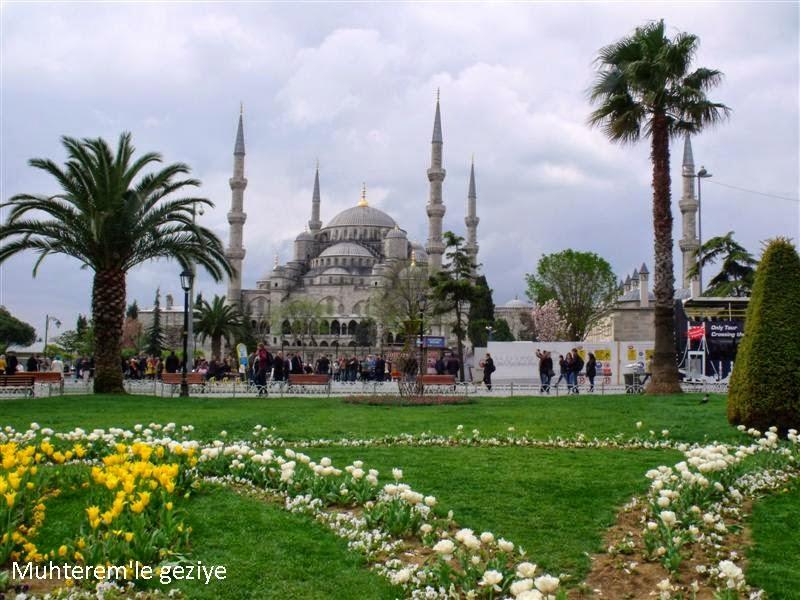 sultanahmet mosqua